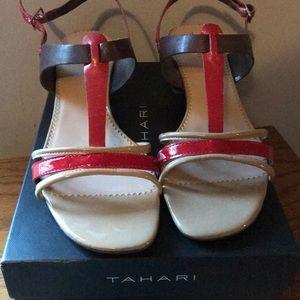 Tahari Ta-Floria Sandals